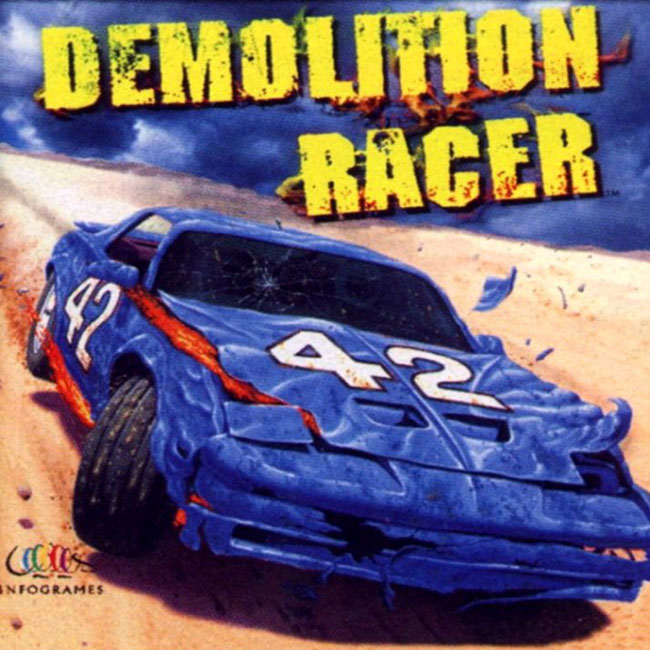 Demolition Racer - predn� CD obal