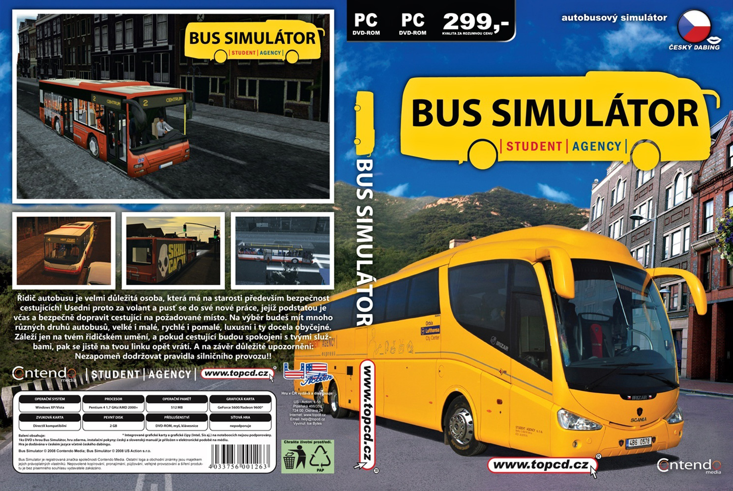 Download free games for pc: bus simulator 2008 game free download.