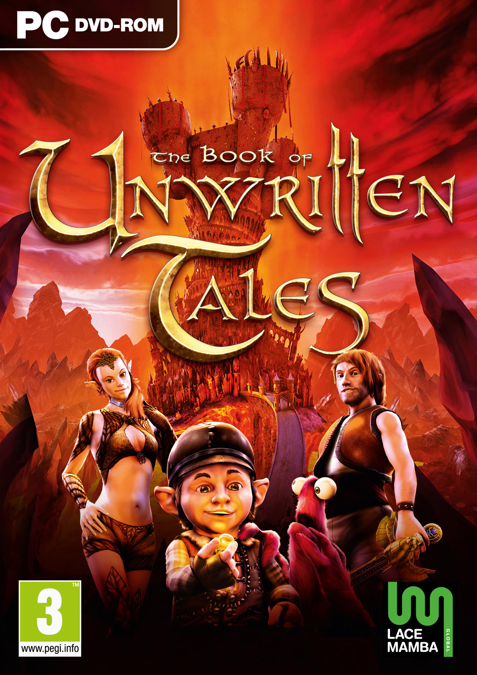 The Book Of Unwritten Tales Pc Download