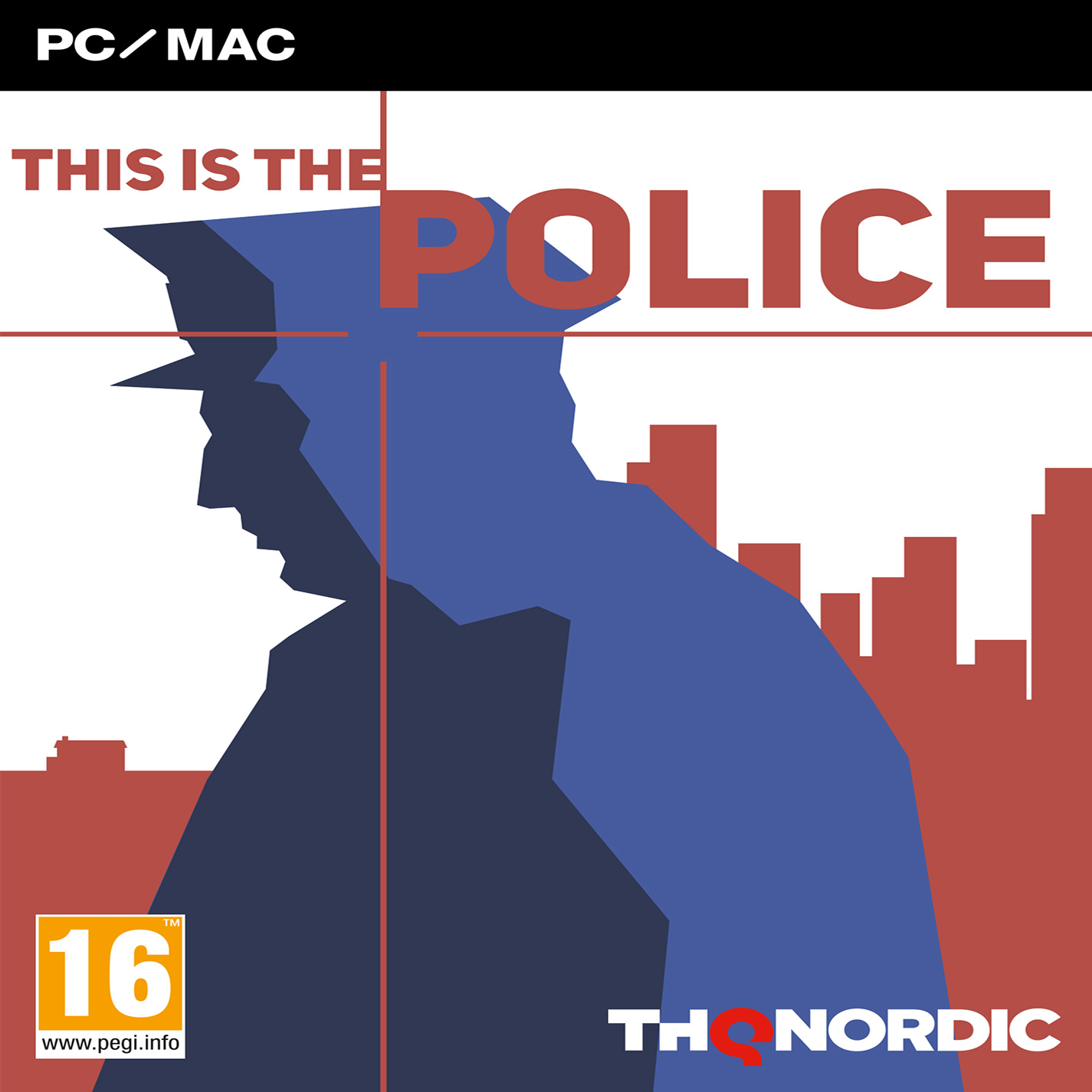 This is the Police - predný CD obal