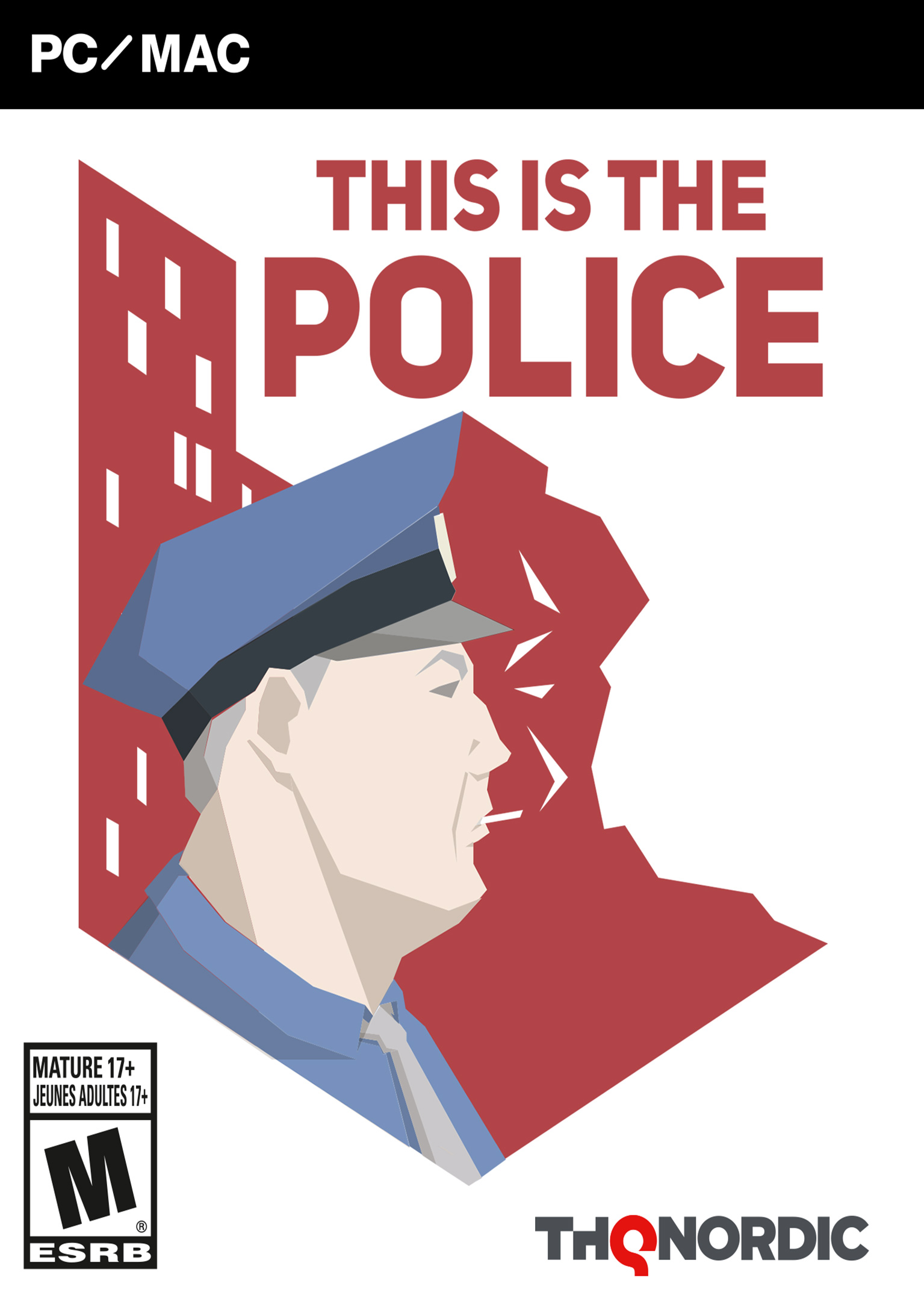 This is the Police - predný DVD obal 2