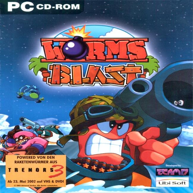 حصريا المجموعة الكاملة للعبة Worms