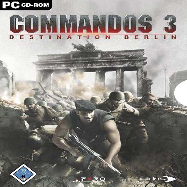 Commandos 3: Destination Berlin 6336_f1