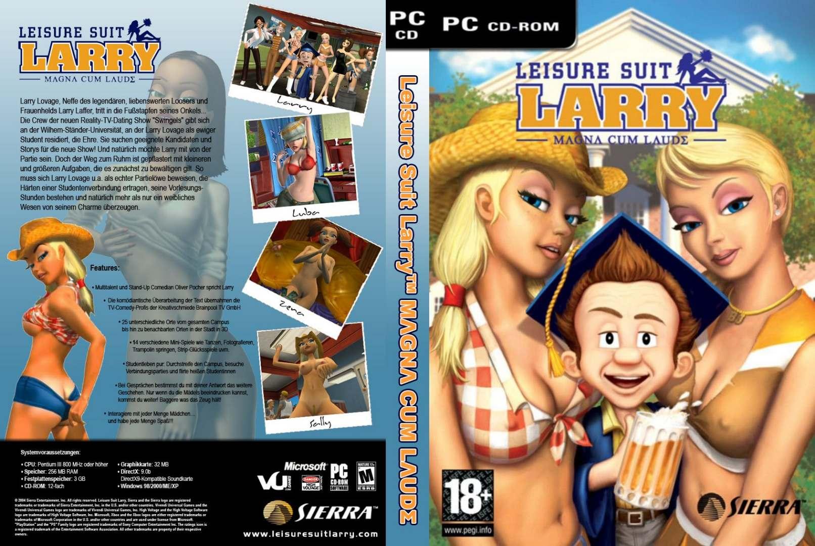 Leisure suit larry porn porn photo