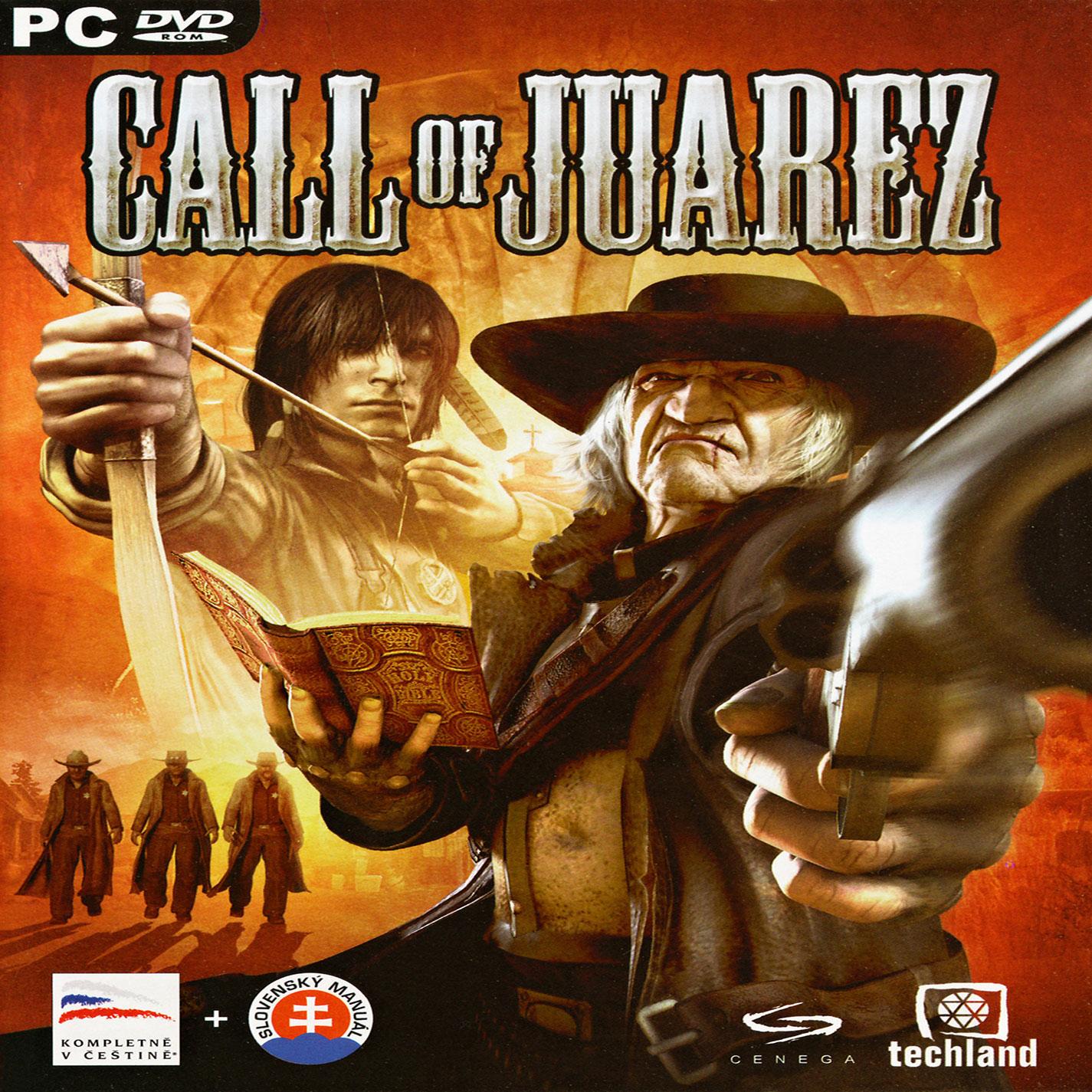 Call of Juarez 7996_f1