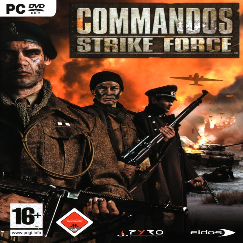 ���� ����� ���� ���� Commandos