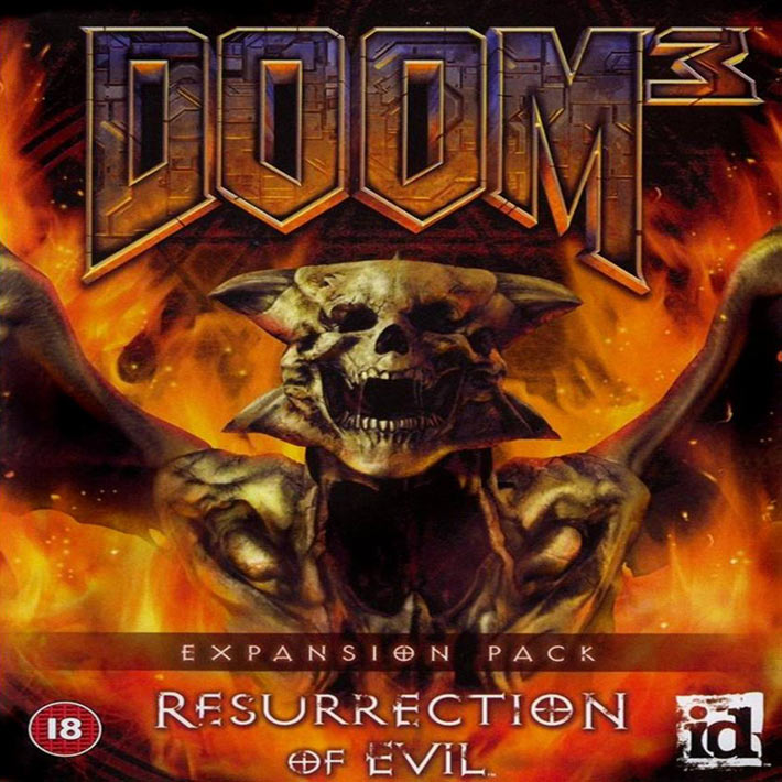 cd key doom 3 resurrection of evil