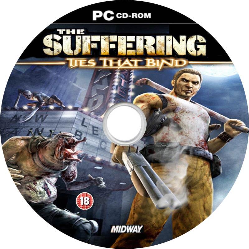 The Suffering 2: Ties That Bind - CD Obal