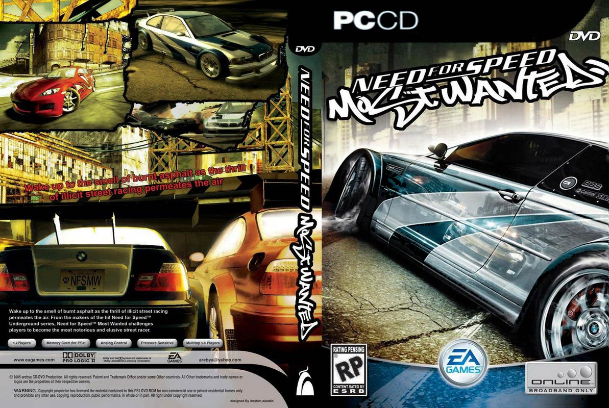 Need for speed: most wanted [black edition]