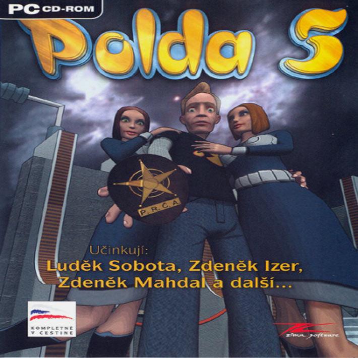 Polda 1,2,3,4,5 / CZ 9461_f1