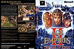 Age of Empires 2: The Age of Kings - DVD obal