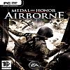 Medal of Honor: Airborne - predný CD obal