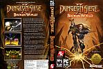 Dungeon Siege II: Broken World - DVD obal