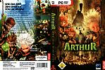 Arthur and the Minimoys - DVD obal