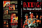 Biing!: Sex, Intrigue and Scalpels - DVD obal