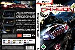 Need for Speed: Carbon - DVD obal