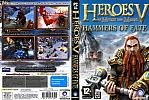 Heroes of Might & Magic 5: Hammers of Fate - DVD obal