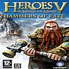 Heroes of Might & Magic 5: Hammers of Fate - predný CD obal