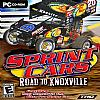 Sprint Cars: Road to Knoxville - predný CD obal