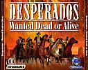 Desperados: Wanted Dead or Alive - zadný CD obal