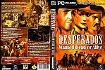 Desperados: Wanted Dead or Alive - DVD obal