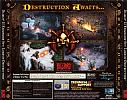 Diablo II: Lord of Destruction - zadný CD obal