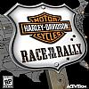 Harley-Davidson Motorcycles: Race to the Rally - predný CD obal