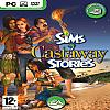 The Sims Castaway Stories - predn� CD obal