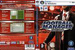 Football Manager 2008 - DVD obal