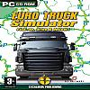 Euro Truck Simulator - predný CD obal