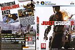 Just Cause 2 - DVD obal