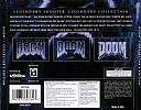 Doom: Collector's Edition - zadný CD obal