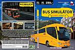 Bus Simulator 2008 - DVD obal