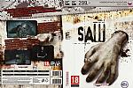 SAW - DVD obal