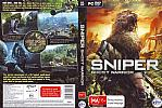 Sniper: Ghost Warrior - DVD obal