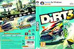 DiRT 3 - DVD obal