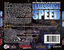 Excessive Speed - zadný CD obal