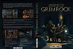 Legend of Grimrock - DVD obal