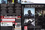 Dishonored: Dunwall City Trials & The Knife of Dunwall - DVD obal