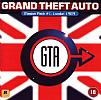 Grand Theft Auto: London 1969 - predný CD obal