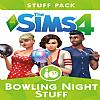The Sims 4: Bowling Night Stuff - predný CD obal