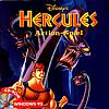 Hercules: The Action Game - predný CD obal