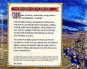 Heroes of Might & Magic 3: Epic Battles of Strategy and Honor - zadný CD obal