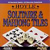Hoyle Solitaire and Mahjong Tiles - predný CD obal