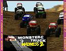 Monster Truck Madness 2 - zadný CD obal