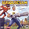 Serious Sam: The Second Encounter - predný CD obal