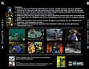Soul Reaver 2: The Legacy of Kain Series - zadný CD obal