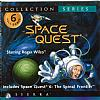 Space Quest: Collection Series - predný CD obal