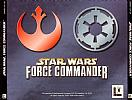 Star Wars: Force Commander - zadný CD obal
