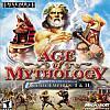 Age of Mythology - predný CD obal